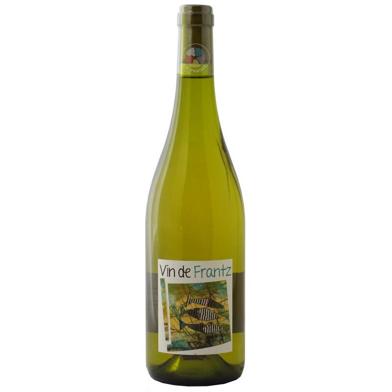 Saumon - Vin de Frantz Blanc