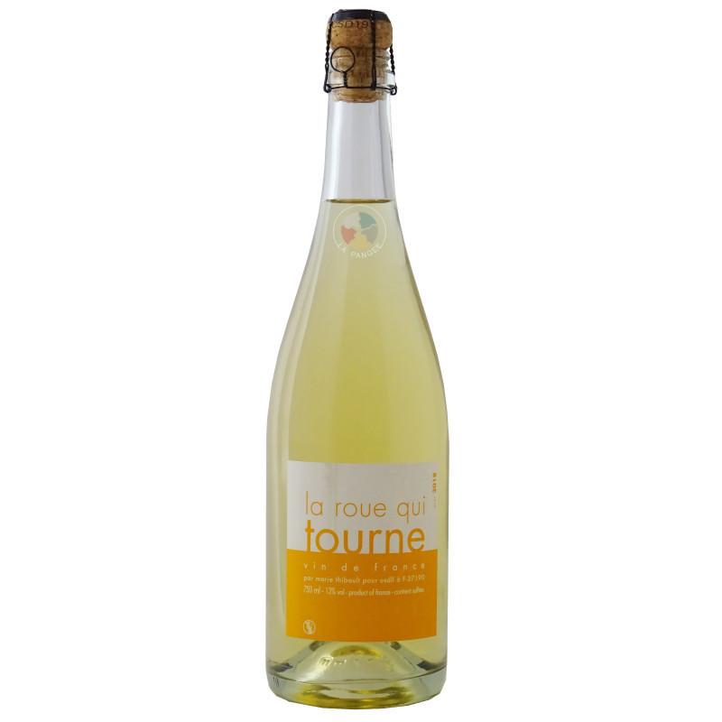 Thibault - La Roue qui Tourne Blanc