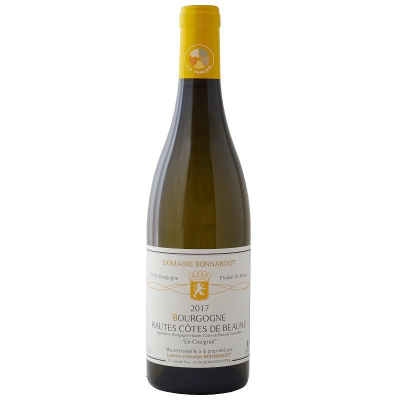 """Bonnardot - Hautes Côtes de Beaune Blanc """"En Cheignot"""""""