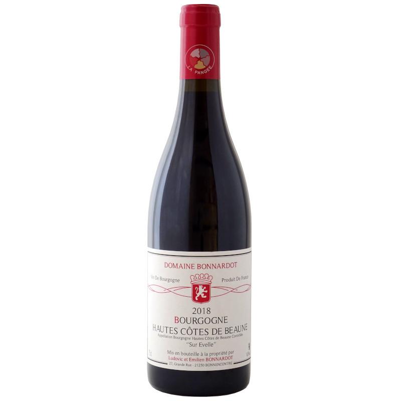 """Bonnardot - Hautes Côtes de Beaune Rouge """"Sur Evelle"""""""
