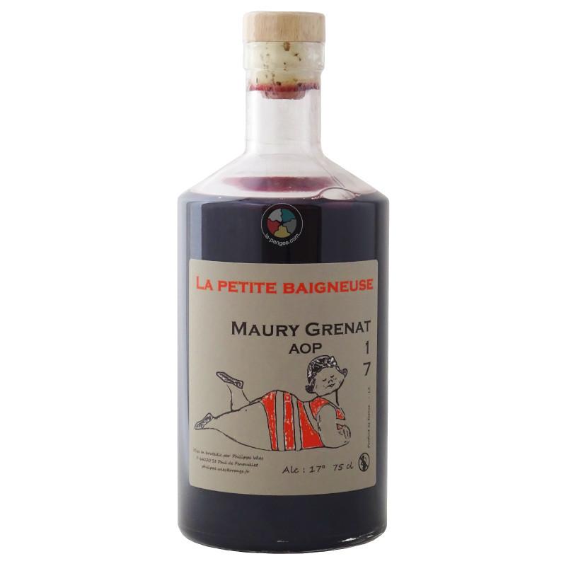 Petite Baigneuse - Maury Grenat