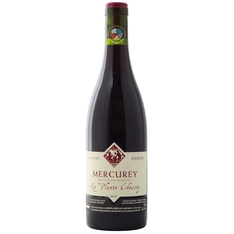 Derain - Mercurey La Plante Chassey