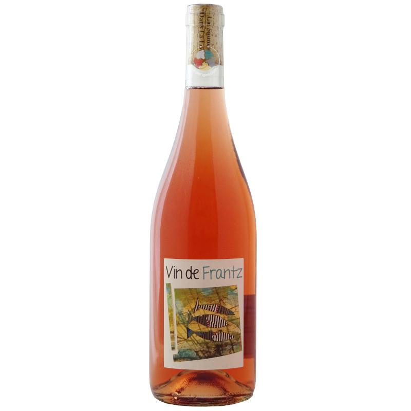 Saumon - Vin de Frantz Rosé