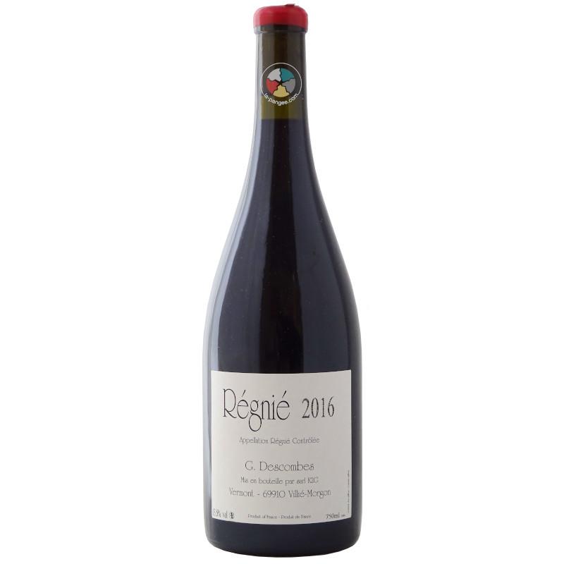 Descombes - Régnié Vieilles Vignes