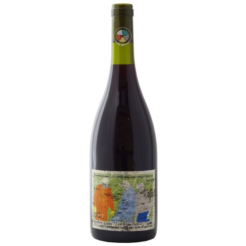 Lucy Margaux - The Dean's Pinot Noir 2017