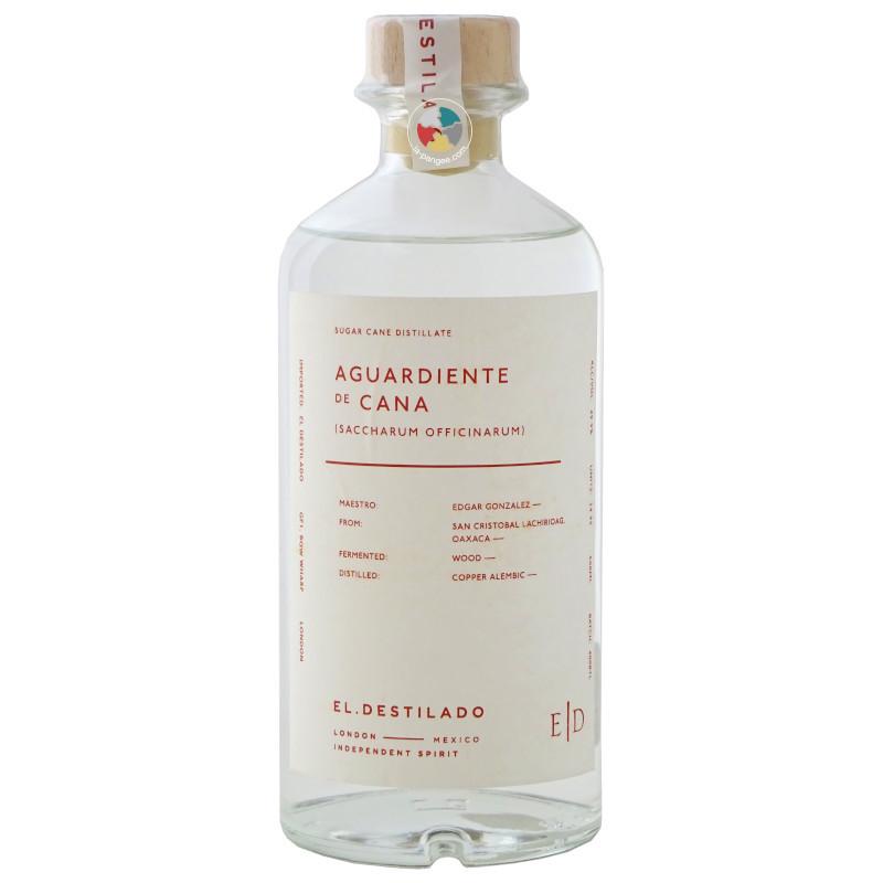 El Destilado - Aguardiente de Cana