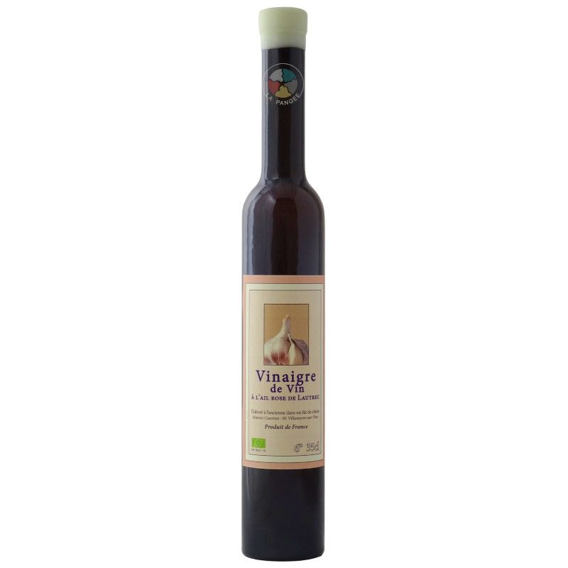 Vinaigre de Vin à l'ail de Lautrec
