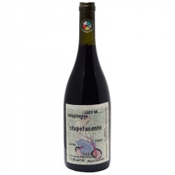 Lucy Margaux - Sangiovese Stupefacente