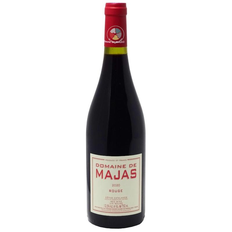 Majas - Côtes Catalanes rouge