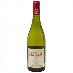 Majas - Côtes Catalanes blanc