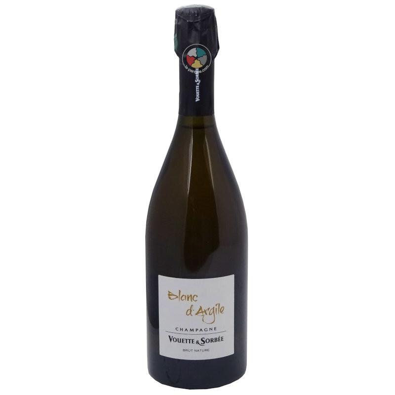 Blanc d'Argile - Champagne Vouette et Sorbée