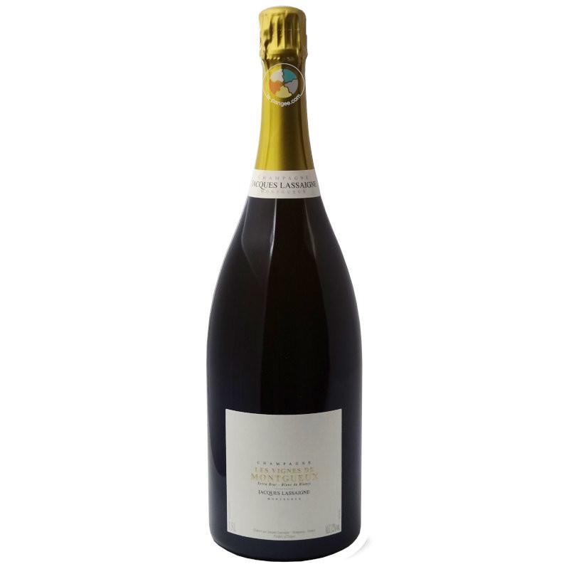 Les Vignes de Montgueux Magnum - Lassaigne