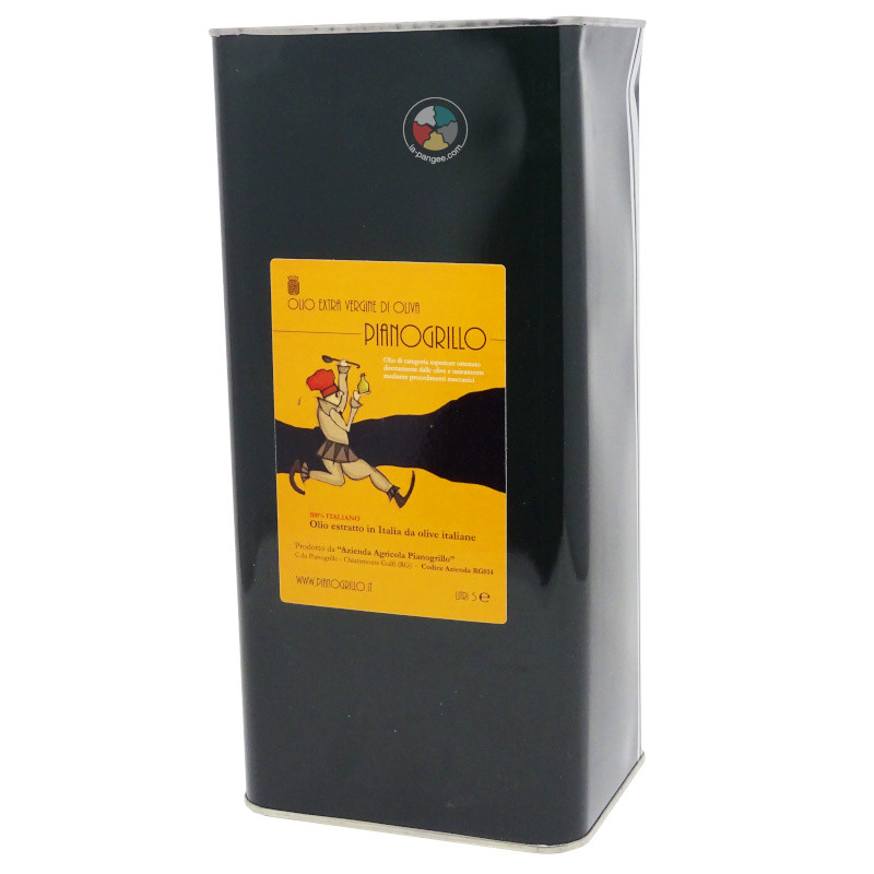 Pianogrillo - Huile d'Olive 5Litres