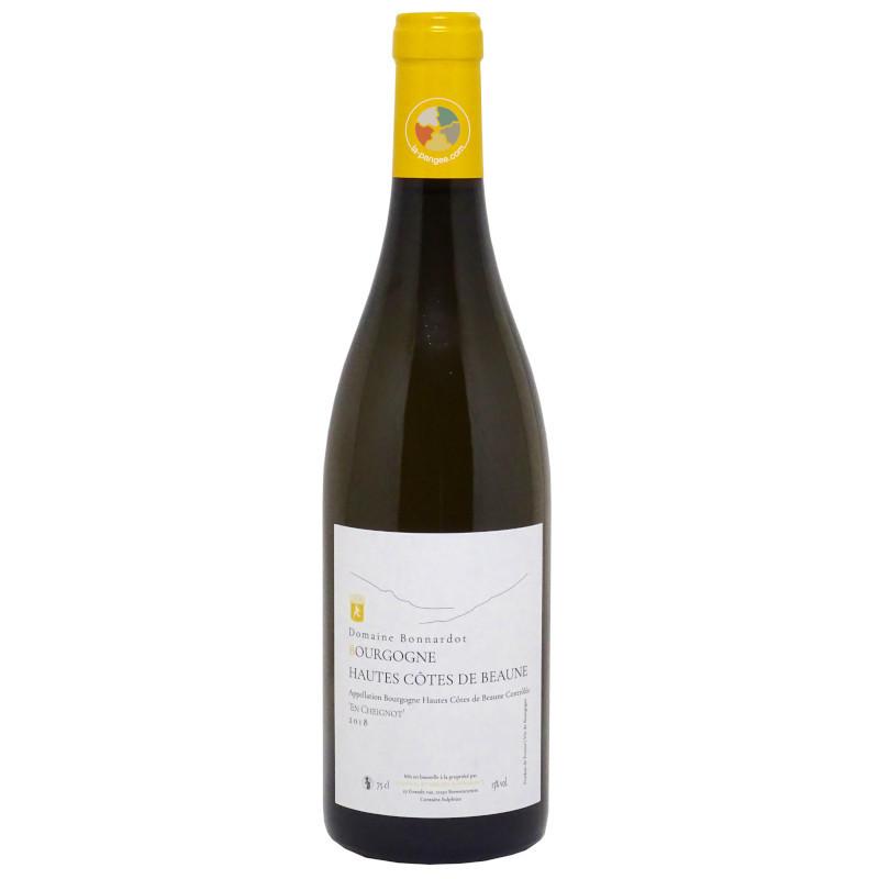Hautes Côtes de Beaune Blanc 2018 - Bonnardot
