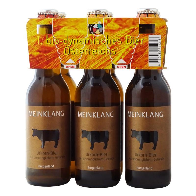 Ukorn Bier - Meinklang