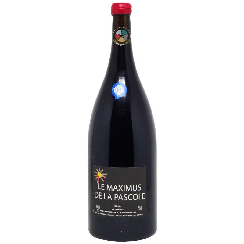 Maximus de la Pascole 2020 Magnum - Nicolas Carmarans