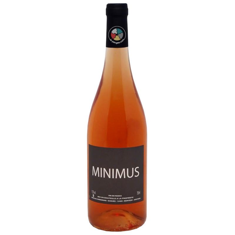 Minimus 2020 - Nicolas Carmarans
