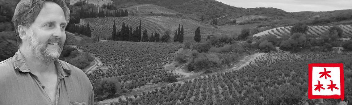 Vins naturels Matassa Tom Lubbe - Roussillon - France