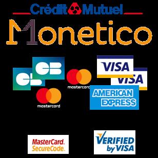 monetico paiement sécurisé