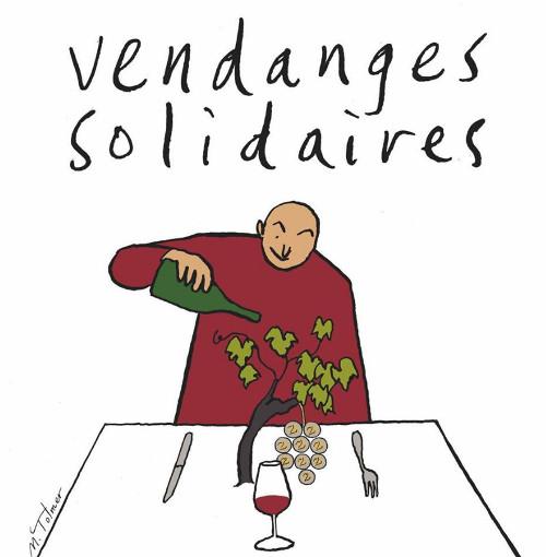 Vendanges Solidaires