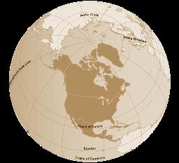 En Amérique du nord