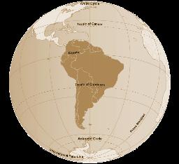 En Amérique du sud